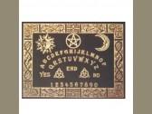 obrázek SPIRITISTICKÁ DESKA V KELTSKÉM STYLU ČERNÁ
